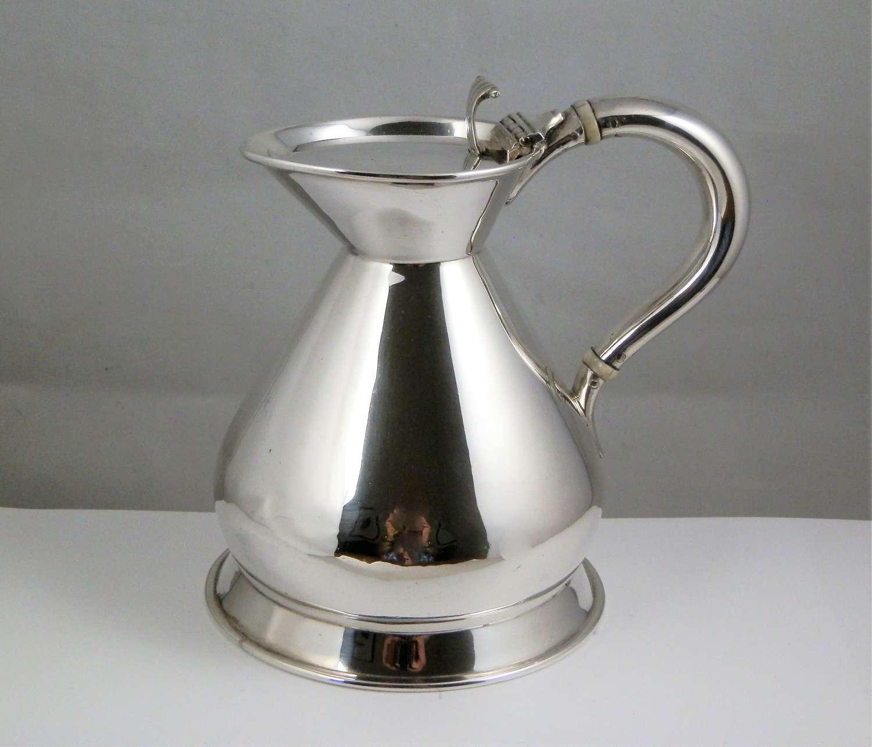 Victorian silver
