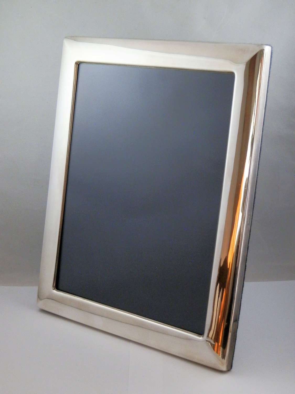 An extra large Elizabeth II silver frame, Sheffield 1996